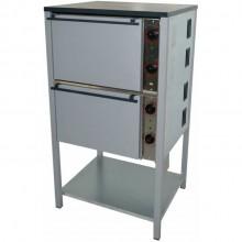 Шкаф жарочный двухкамерный ШЖЕ-2 Н