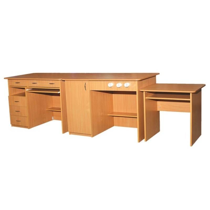 Комплект столів демонстраційних для кабінетів фізики