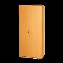 Шкаф книжный закрыта 2-дверная