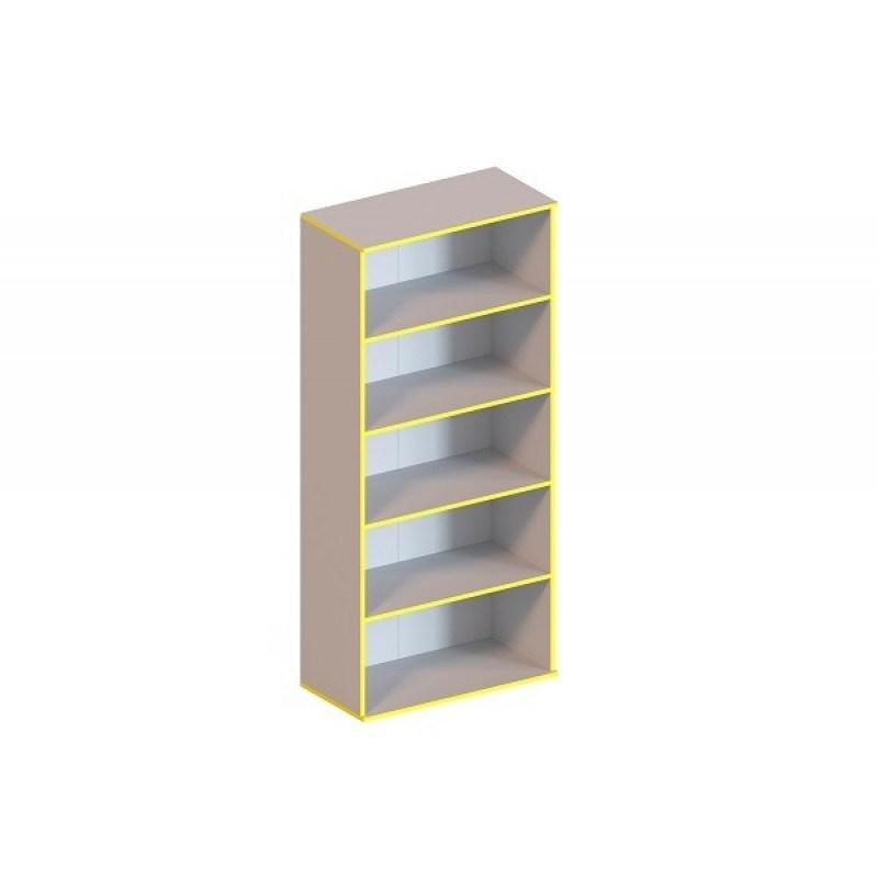 (1334С) Шкаф книжный открытый