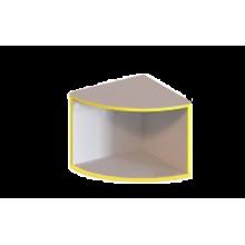 Антресоль - угловой элемент