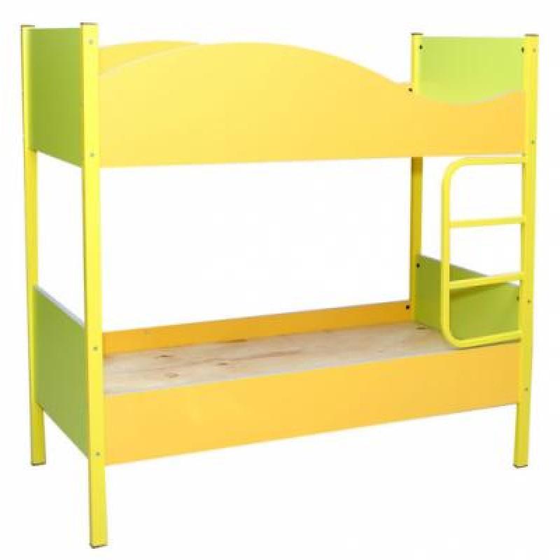 Двоярусне дитяче ліжко