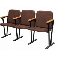 Armchairs for assembly hall