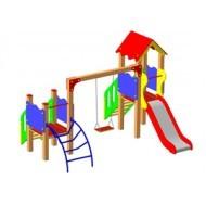 Дитячі ігрові та спортивні майданчики