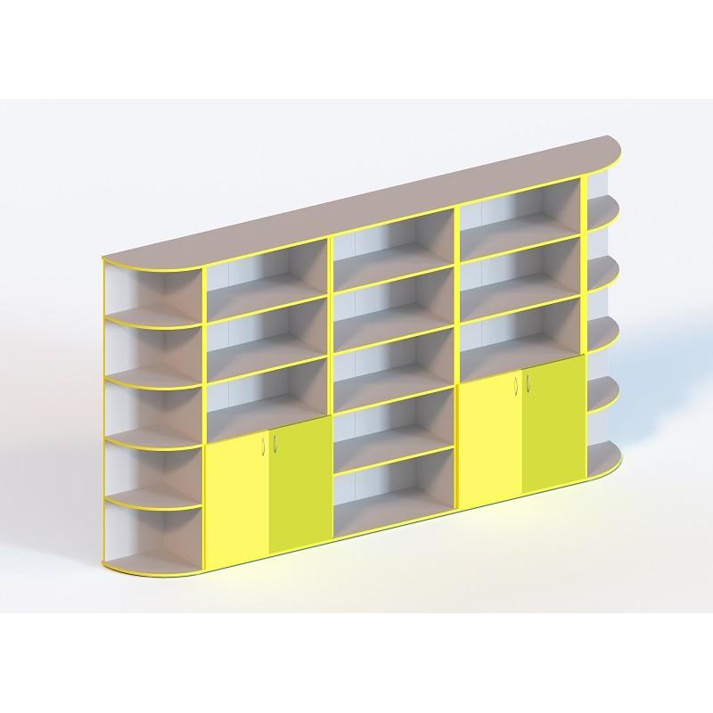 (1300) Стенка для дидактических материалов