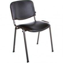 Semi-soft chair iso leatherette
