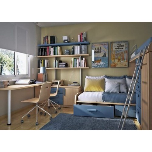 Как правильно организовать комнату школьника